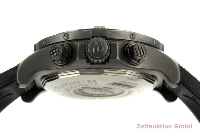 gebrauchte Luxusuhr Breitling Avenger Seawolf Chronograph Stahl Quarz Kal. B73 Ref. M73390 LIMITED EDITION | 2102217 _1