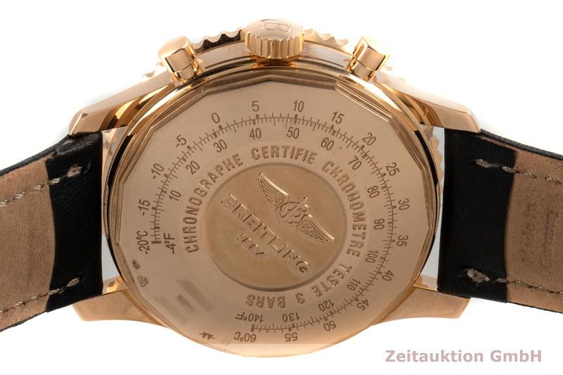 gebrauchte Luxusuhr Breitling Navitimer 01 Chronograph 18k Gold Automatik Kal. B01 Ref. RB0120  | 2102229 _1