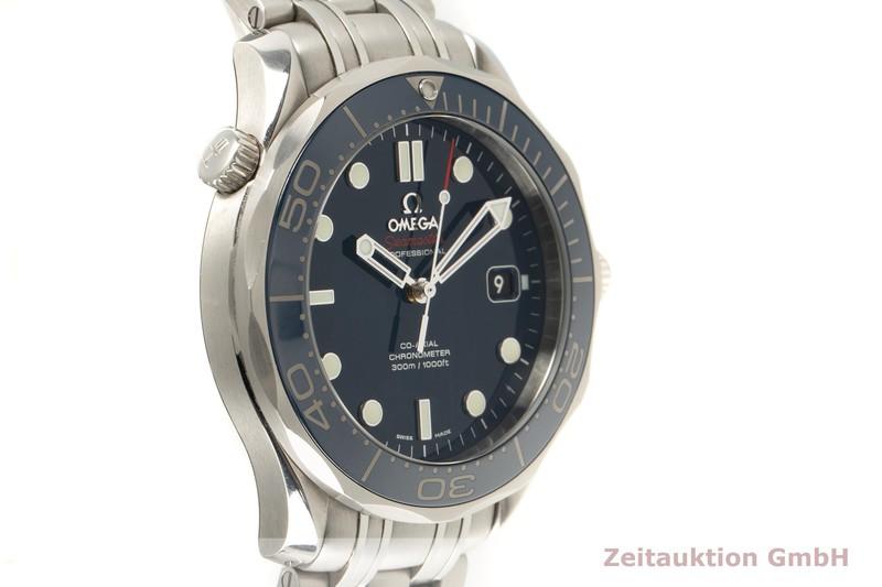 gebrauchte Luxusuhr Omega Seamaster Stahl Automatik Kal. 2500 Ref. 212.30.41.20.03.001  | 2102242 _0