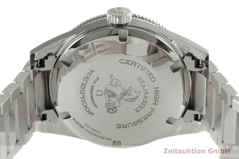 gebrauchte Luxusuhr Omega Seamaster Stahl Automatik Ref. 234.10.39.20.01.001 LIMITED EDITION | 2102245 _1