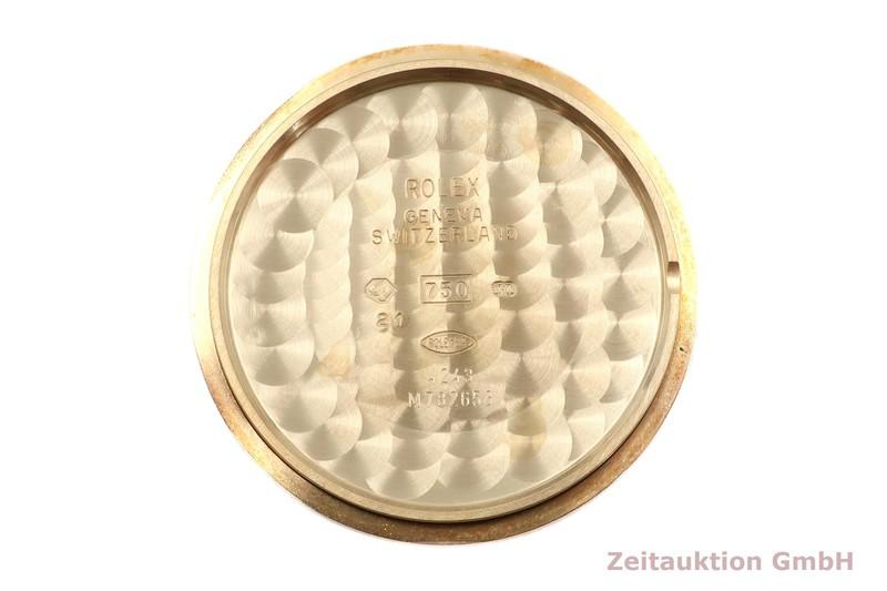 gebrauchte Luxusuhr Rolex Cellini 18k Gold Handaufzug Kal. 1602 Ref. 4243  | 2102249 _1