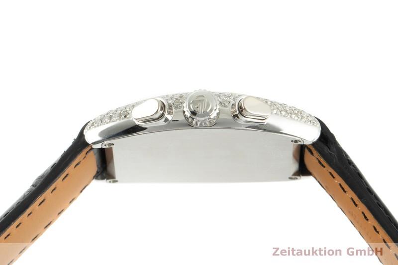 gebrauchte Luxusuhr Franck Muller Curvex Chronograph Stahl Handaufzug Kal. 7501CC Ref. 7502CC  | 2102267 _1