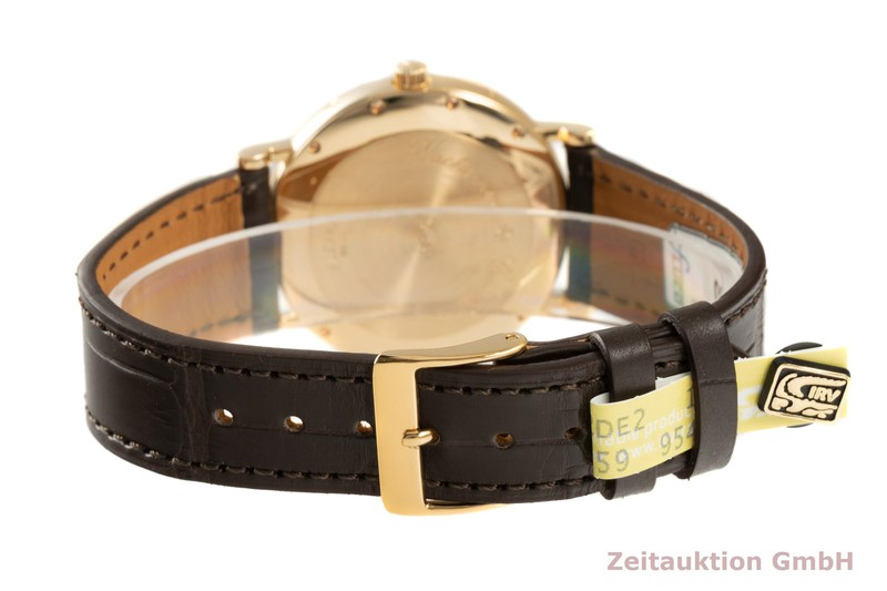 gebrauchte Luxusuhr Vacheron & Constantin Patrimony 18k Gold Automatik Kal. 1126 Ref. 47052    2102268 _1