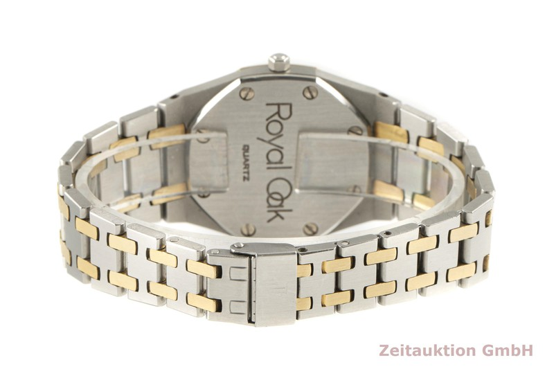 gebrauchte Luxusuhr Audemars Piguet Royal Oak Stahl / Gold Quarz Kal. 2502 Ref. B90869    2102278 _1