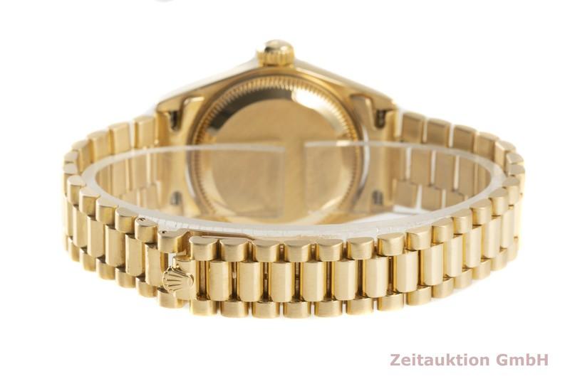 gebrauchte Luxusuhr Rolex Lady Datejust 18k Gold Automatik Kal. 2235 Ref. 79178  | 2102291 _1
