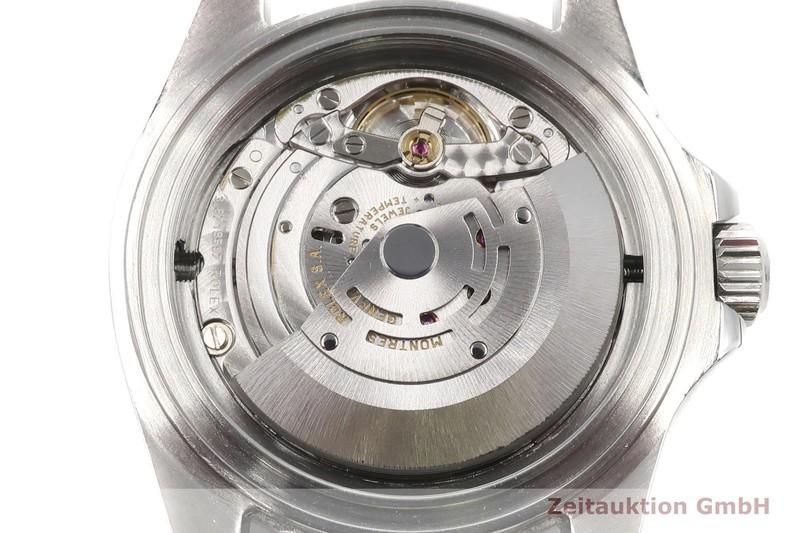 gebrauchte Luxusuhr Rolex Sea Dweller Stahl Automatik Kal. 3135 Ref. 16600    2102298 _1