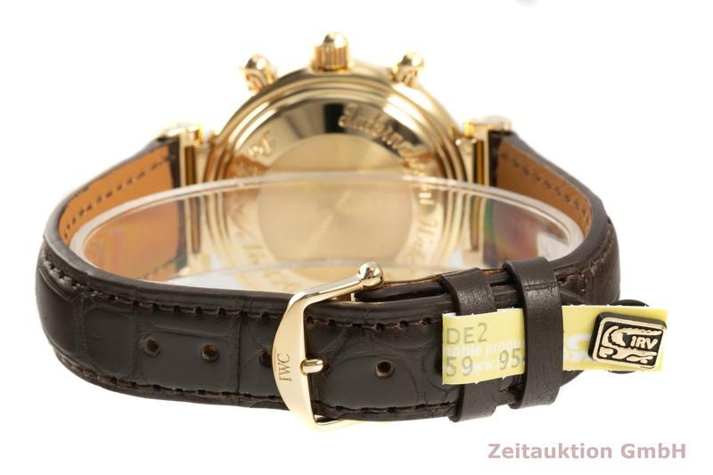 gebrauchte Luxusuhr IWC Da Vinci Chronograph 18k Gold Automatik Kal. 79251 Ref. 3751-006    2102333 _1