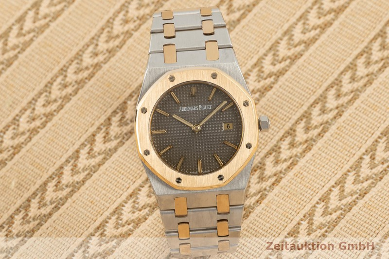 gebrauchte Luxusuhr Audemars Piguet Royal Oak Stahl / Gold Quarz Kal. 2712 Ref. D31357  | 2102334 _0