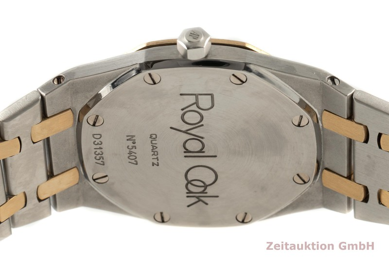 gebrauchte Luxusuhr Audemars Piguet Royal Oak Stahl / Gold Quarz Kal. 2712 Ref. D31357  | 2102334 _1