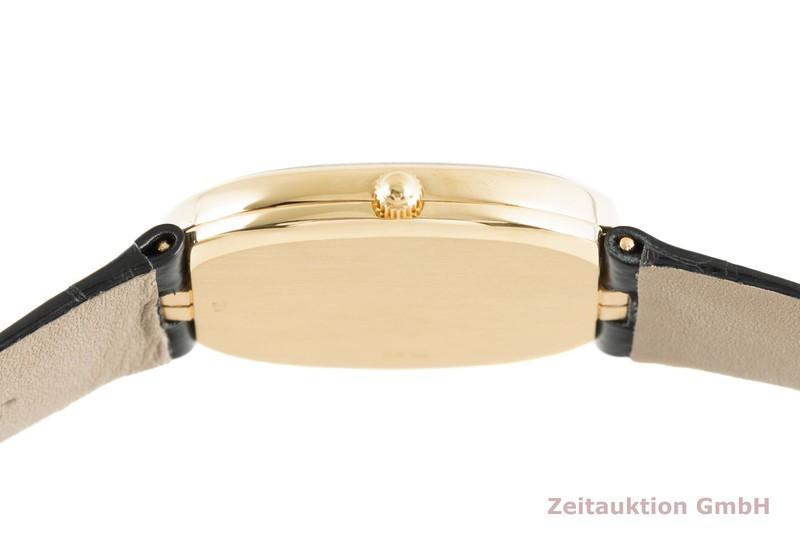 gebrauchte Luxusuhr Patek Philippe Ellipse 18k Gold Quarz Kal. E23C Ref. 3788    2102337 _1