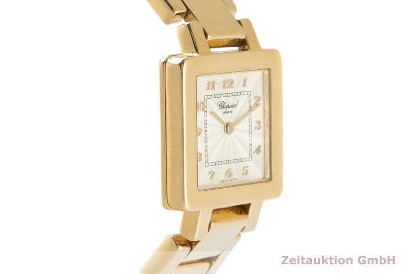gebrauchte Luxusuhr Chopard Geneve 18k Gold Quarz Ref. 11/7410    2102340 _0
