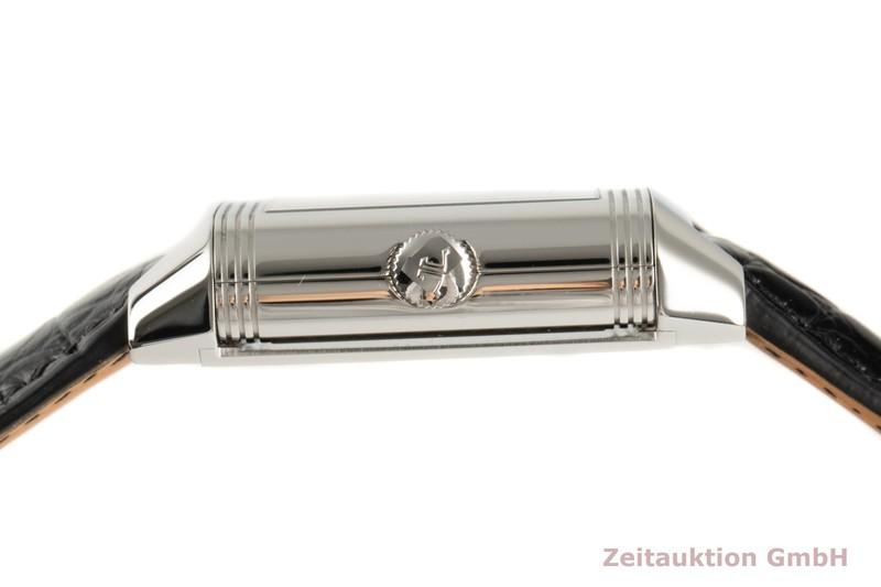 gebrauchte Luxusuhr Jaeger LeCoultre Reverso Stahl Handaufzug Kal. 875 Ref. 240.8.15  | 2102341 _1