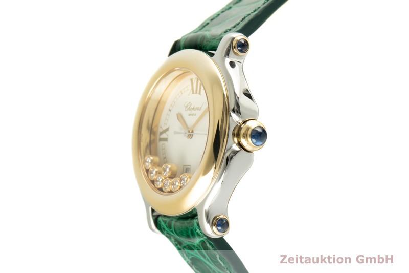 gebrauchte Luxusuhr Chopard Happy Sport Stahl / Gold Quarz Ref. 27/8239-23  | 2102345 _0
