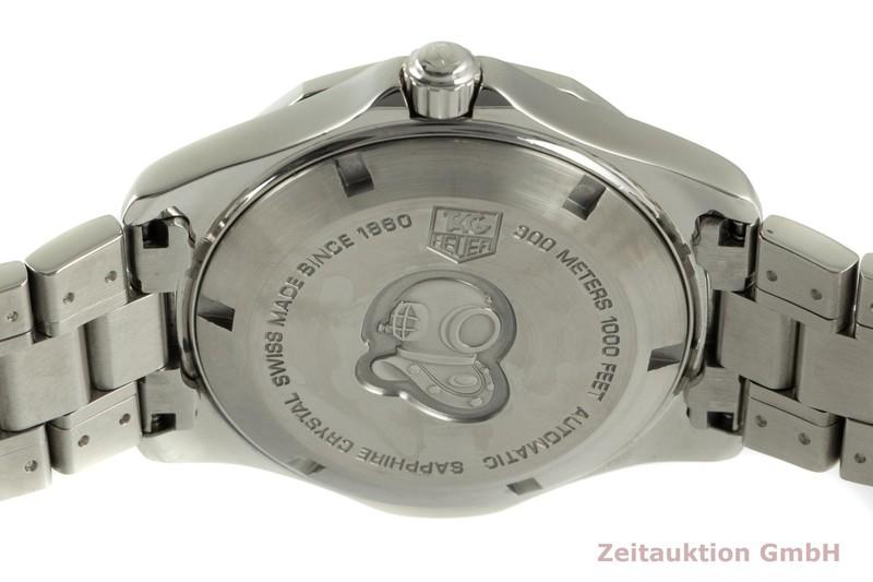 gebrauchte Luxusuhr Tag Heuer Aquaracer Stahl Automatik Kal. 5 Ref. WAF2110  | 2102353 _1