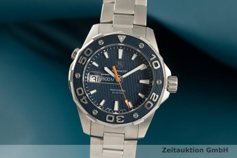 gebrauchte Luxusuhr Tag Heuer Aquaracer Stahl Quarz Ref. WAJ1112, BA0870    2102355 _0