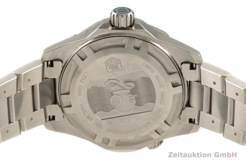 gebrauchte Luxusuhr Tag Heuer Aquaracer Stahl Quarz Ref. WAJ1112, BA0870    2102355 _1