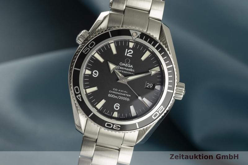 gebrauchte Luxusuhr Omega Seamaster Stahl Automatik Kal. 2500 Ref. 168.1651, 2201.50.00    2102365 _0