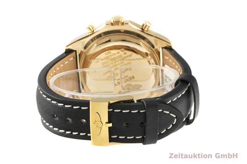 gebrauchte Luxusuhr Breitling Bentley Motors Chronograph 18k Gold Automatik Kal. B25 Ref. K25362    2102370 _1