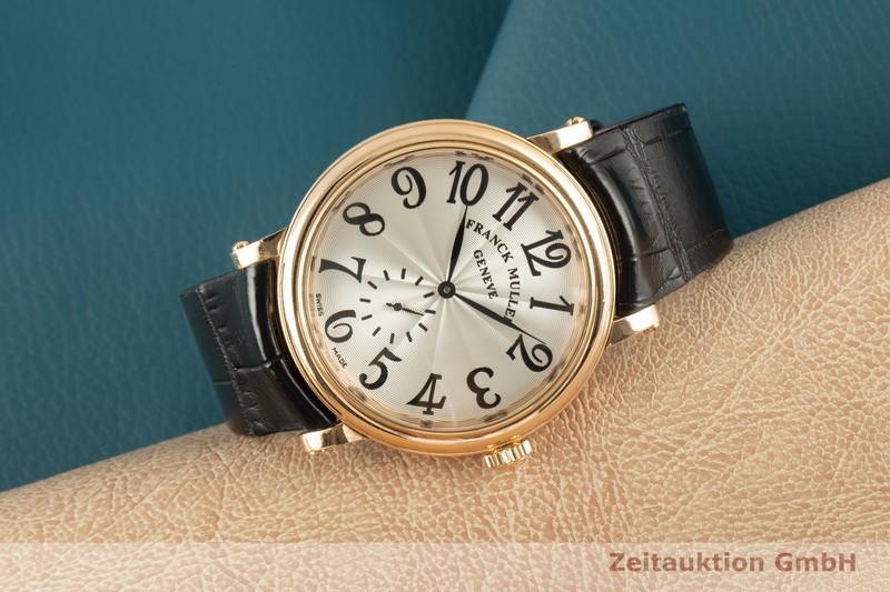 gebrauchte Luxusuhr Franck Muller Liberty 18k Rotgold Handaufzug Ref. 7421 B S6  | 2102378 _0