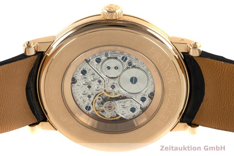 gebrauchte Luxusuhr Franck Muller Liberty 18k Rotgold Handaufzug Ref. 7421 B S6  | 2102378 _1