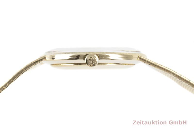gebrauchte Luxusuhr Patek Philippe Calatrava 18k Gold Handaufzug Kal. 23-300PM Ref. 3468/5 VINTAGE    2102379 _1