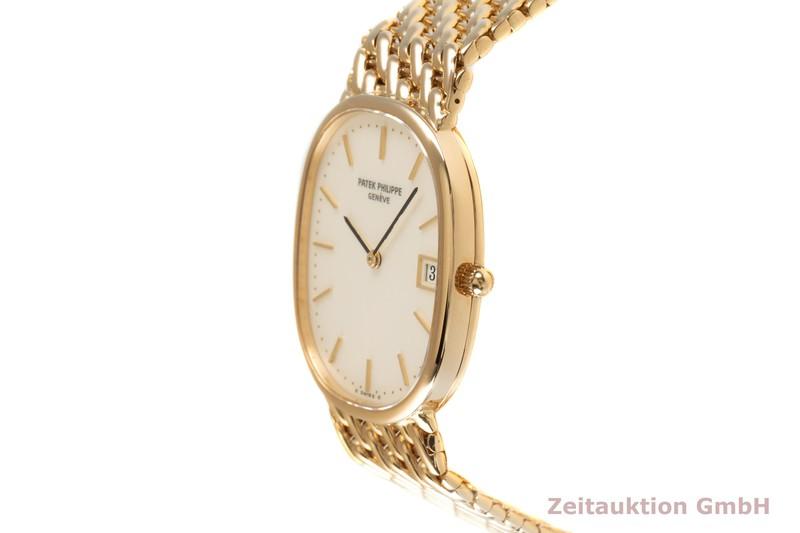 gebrauchte Luxusuhr Patek Philippe Ellipse 18k Gold Quarz Kal. E23C Ref. 3788/17    2102380 _0