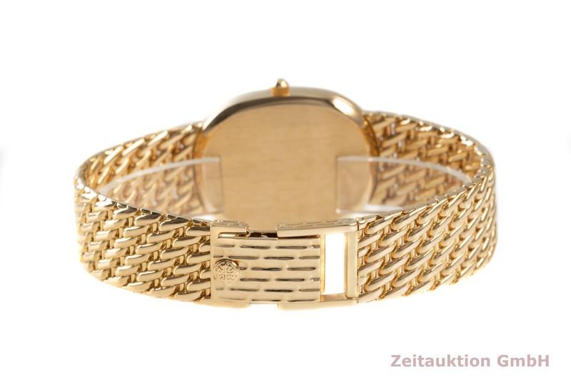 gebrauchte Luxusuhr Patek Philippe Ellipse 18k Gold Quarz Kal. E23C Ref. 3788/17    2102380 _1