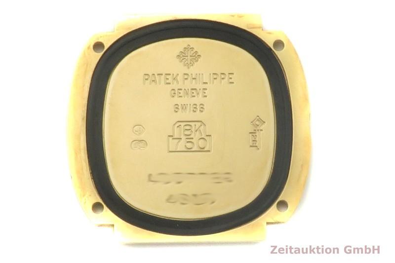 gebrauchte Luxusuhr Patek Philippe Ellipse 18k Gold Quarz Kal. E15 Ref. 4830  | 2102381 _1