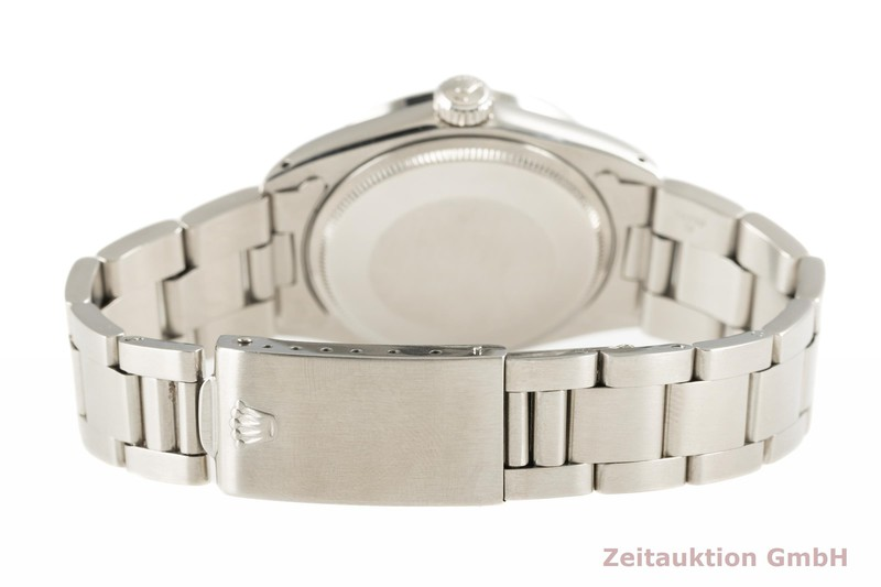 gebrauchte Luxusuhr Rolex Date Stahl Automatik Kal. 1570 Ref. 1501 VINTAGE  | 2102394 _1