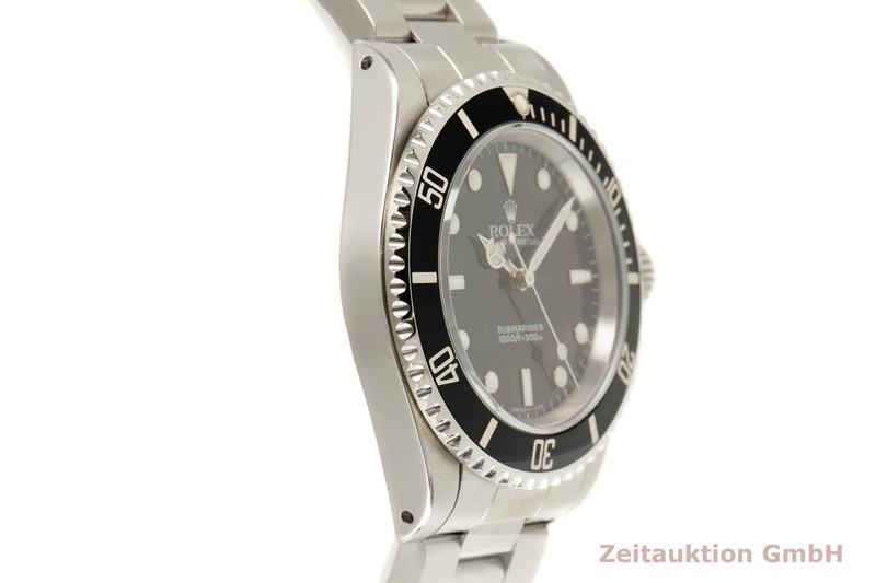 gebrauchte Luxusuhr Rolex Submariner Stahl Automatik Kal. 3000 Ref. 14060  | 2102396 _0