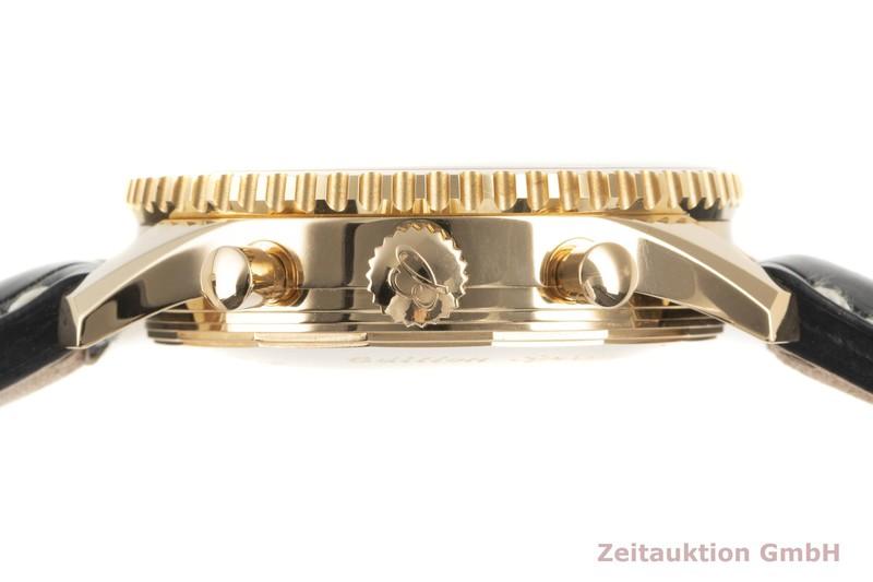 gebrauchte Luxusuhr Breitling Navitimer World Chronograph 18k Rotgold Automatik Kal. B24 Ref. H24322 LIMITED EDITION   2102399 _1