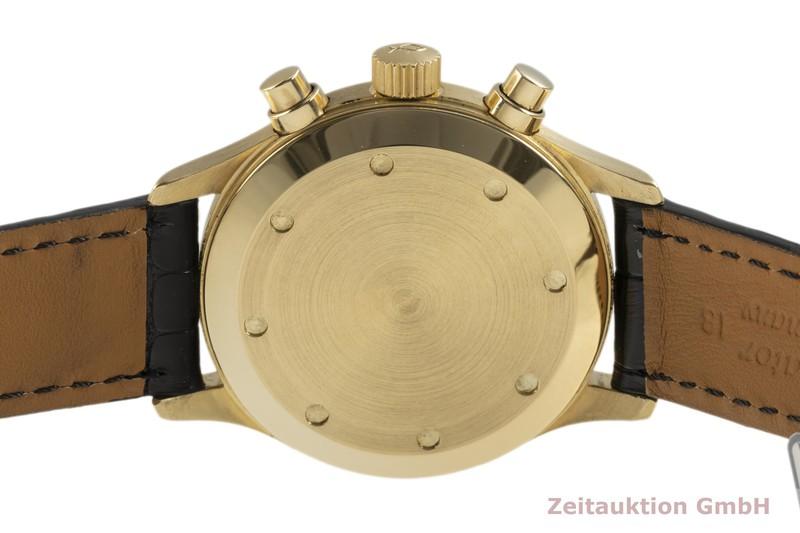 gebrauchte Luxusuhr IWC Fliegerchronograph Chronograph 18k Gold Quarz Kal. 630 Ref. 3740    2102401 _1