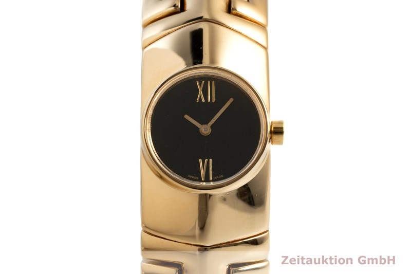 gebrauchte Luxusuhr Bvlgari Gianni 18k Gold Quarz  | 2102410 _0