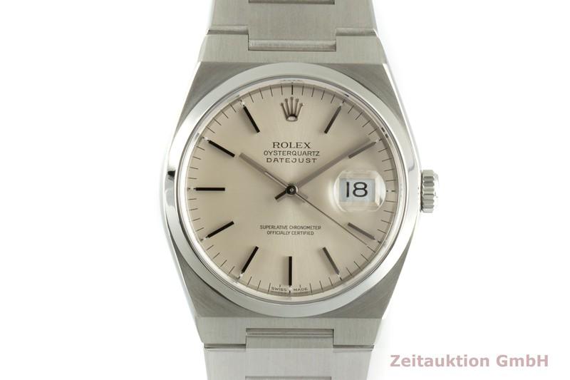 gebrauchte Luxusuhr Rolex Datejust Stahl Quarz Kal. 5035 Ref. 17000A  | 2102426 _0