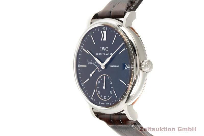 gebrauchte Luxusuhr IWC Portofino Stahl Handaufzug Kal. C.59210 Ref. IW510102  | 2102457 _0