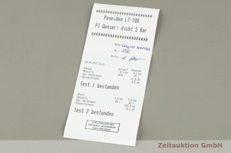 gebrauchte Luxusuhr Ulysse Nardin Michelangelo 18k Rotgold Automatik Kal. UN33 Ref. 336-48  | 2102461 _1