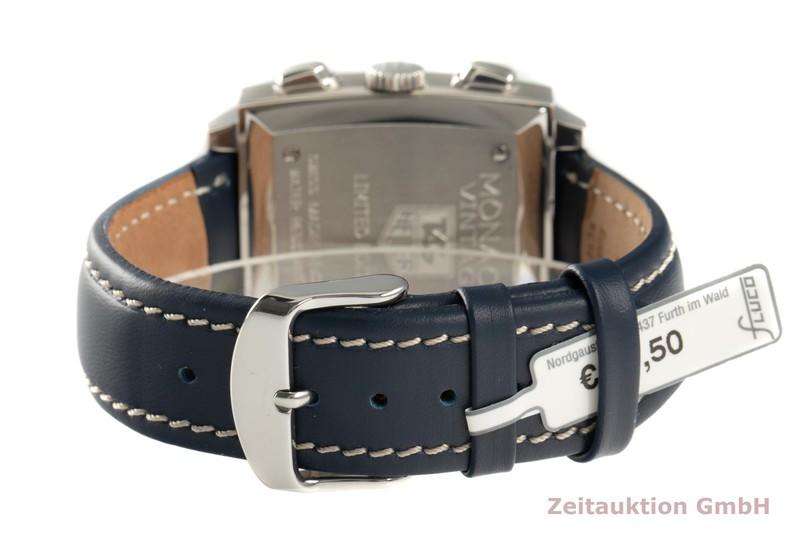 gebrauchte Luxusuhr Tag Heuer Monaco Chronograph Stahl Automatik Kal. 17 Ref. CW2118 LIMITED EDITION | 2102465 _1