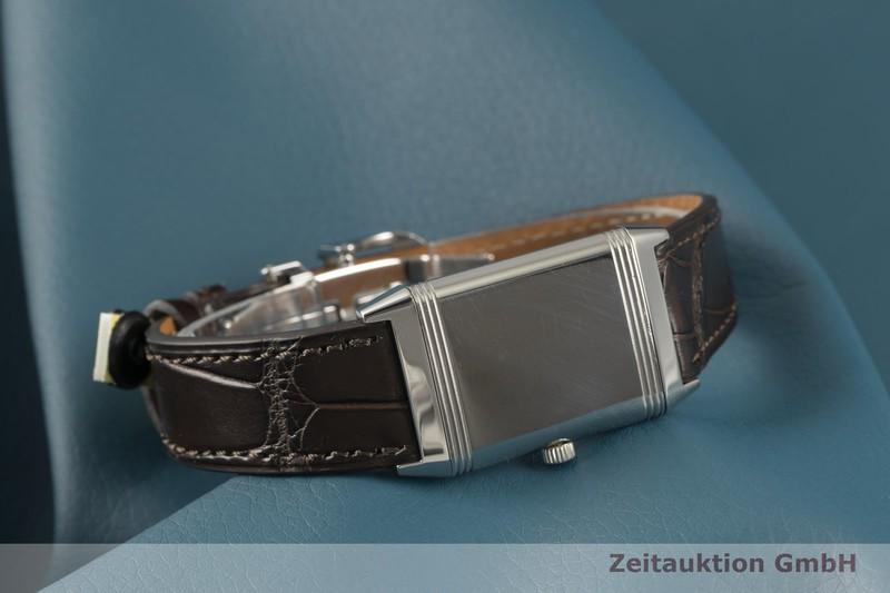 gebrauchte Luxusuhr Jaeger LeCoultre Reverso Stahl Quarz Kal. 657 Ref. 252.8.47  | 2102468 _0