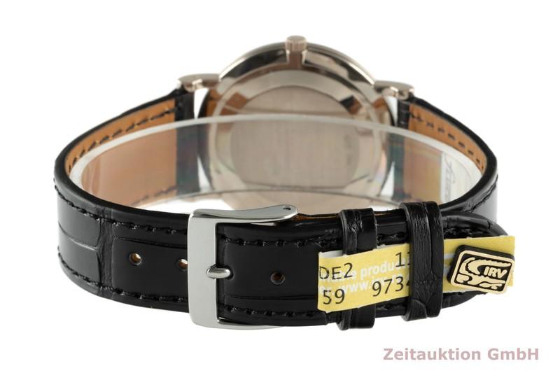 gebrauchte Luxusuhr Patek Philippe Calatrava 18k Weissgold Handaufzug Kal. 215 Ref. 3919    2102474 _1