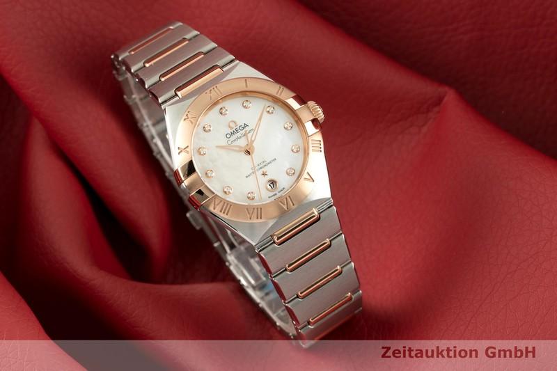 gebrauchte Luxusuhr Omega Constellation Stahl / Gold Automatik Kal. 8700 Ref. 131.20.29.20.55.001  | 2102486 _0