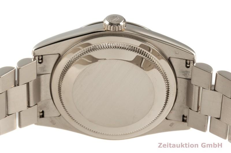 gebrauchte Luxusuhr Rolex Day-Date 18k Weissgold Automatik Kal. 3155 Ref. 118239  | 2102498 _1