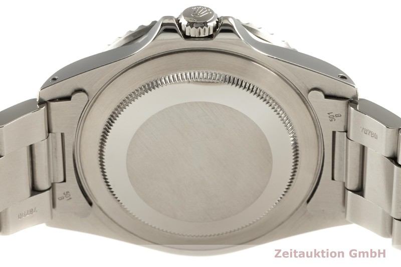 gebrauchte Luxusuhr Rolex GMT Master Stahl Automatik Kal. 3175 Ref. 16700  | 2102523 _1