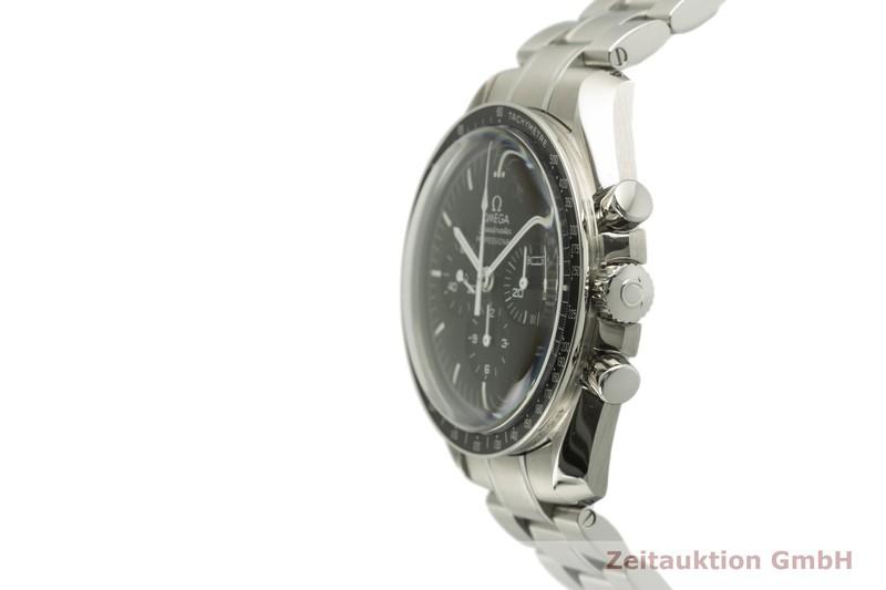 gebrauchte Luxusuhr Omega Speedmaster Moonwatch Chronograph Stahl Handaufzug Kal. 1861 Ref. 311.30.42.30.01.005  | 2102525 _0