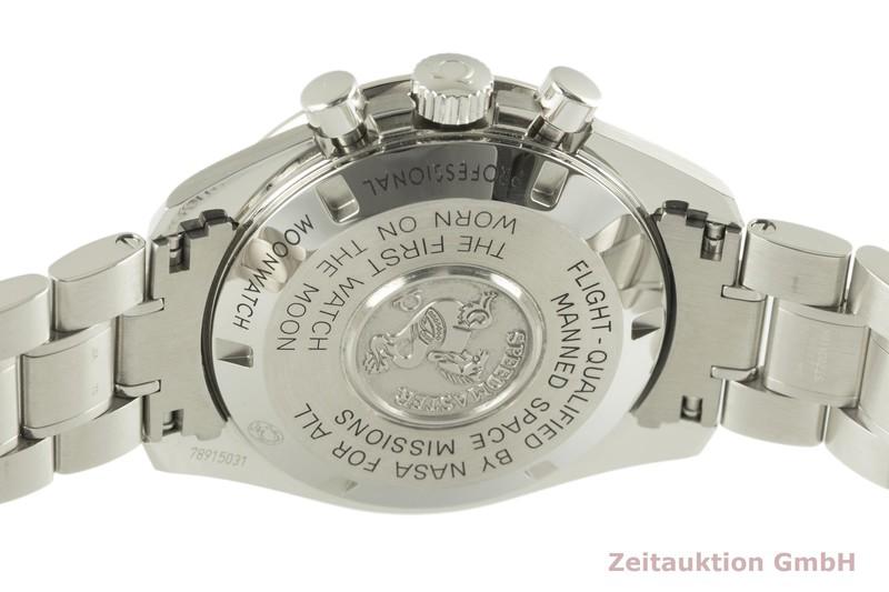 gebrauchte Luxusuhr Omega Speedmaster Moonwatch Chronograph Stahl Handaufzug Kal. 1861 Ref. 311.30.42.30.01.005  | 2102525 _1