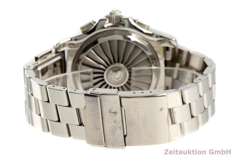 gebrauchte Luxusuhr Breitling Airwolf Chronograph Stahl Quarz Ref. A78363, A480174    2102533 _1