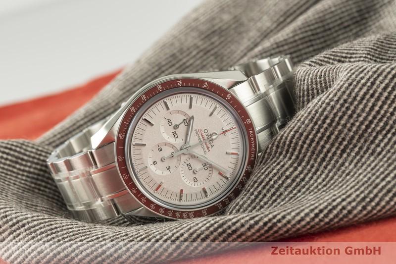 gebrauchte Luxusuhr Omega Speedmaster Chronograph Stahl Handaufzug Ref. 522.30.42.30.06.001 LIMITED EDITION | 2102537 _0