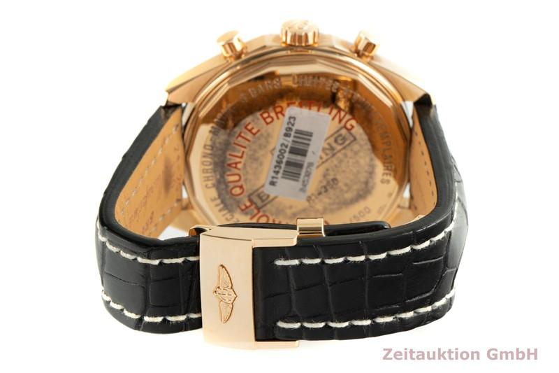 gebrauchte Luxusuhr Breitling Chrono-Matic Chronograph 18k Gold Automatik Ref. R1436002 LIMITED EDITION | 2102541 _1
