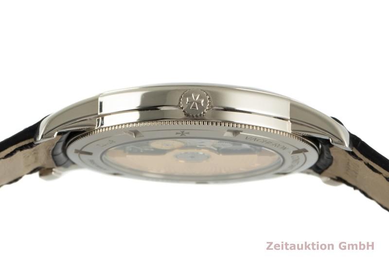gebrauchte Luxusuhr Vacheron & Constantin Traditionnelle 18k Weissgold Automatik Kal. 2455 Ref. 87172/000G-9301    2102542 _1