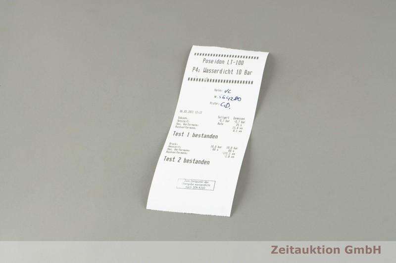 gebrauchte Luxusuhr Vacheron & Constantin Jubilée Platin Automatik Kal. 1127 Ref. 47240    2102543 _1