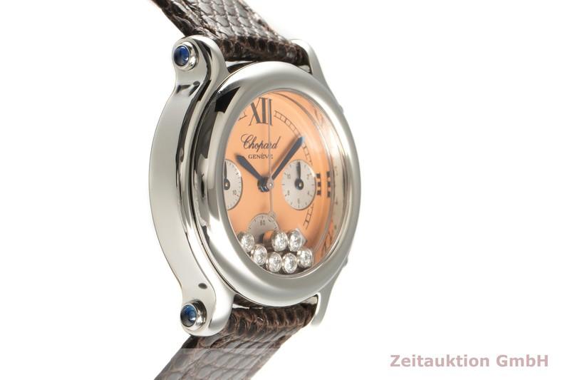 gebrauchte Luxusuhr Chopard Happy Sport Stahl Quarz Kal. 630 Ref. 27/8323-23    2102544 _0